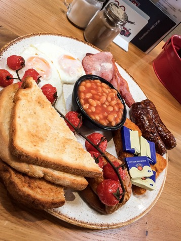 Large Dorset Breakfast